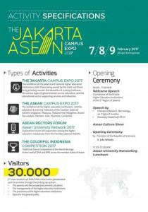 Asia Consulting - Jakarta ASEAN Campus Expo - 1