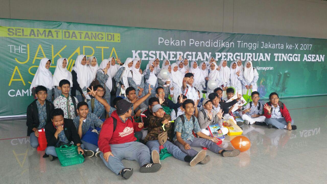 Asia Consulting - Jakarta ASEAN Campus Expo - 2